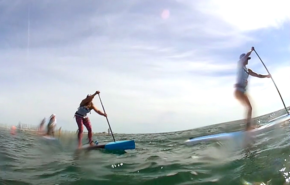 The 2015 Carolina Cup Stand-up Paddle Race