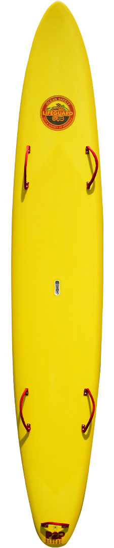 Surf Rescue Paddleboard Top
